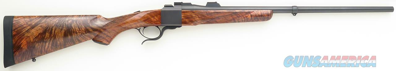 Dakota Model 10 .270, special select Bastogne, 2006, unfired, layaway  Guns > Rifles > Custom Rifles > Other
