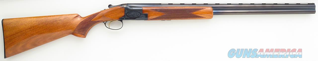 Browning Superposed Lightning 20 gauge, 3-inch, 26.5-inch, IC/M, 1969  Guns > Shotguns > Browning Shotguns > Over Unders > Belgian Manufacture