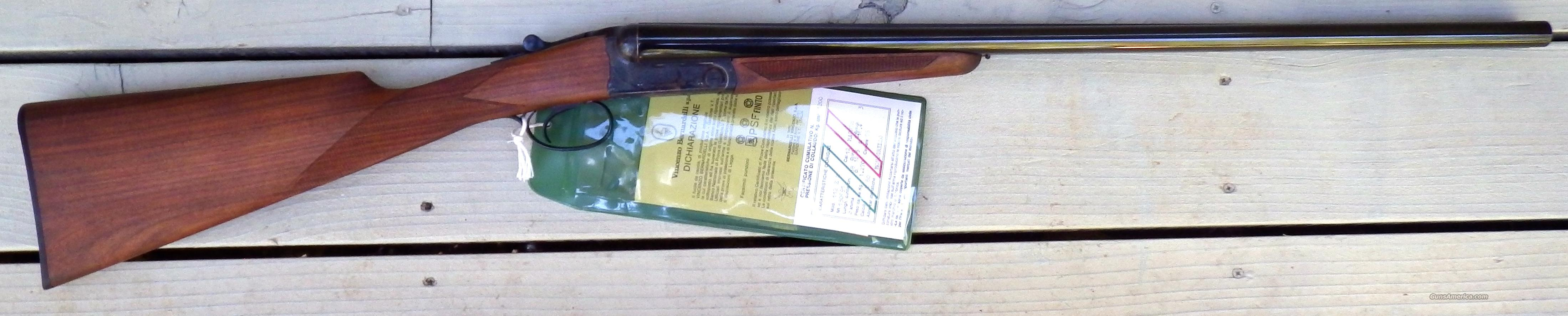 Bernardelli 112 EM 12 gauge, unfired  Guns > Shotguns > B Misc Shotguns