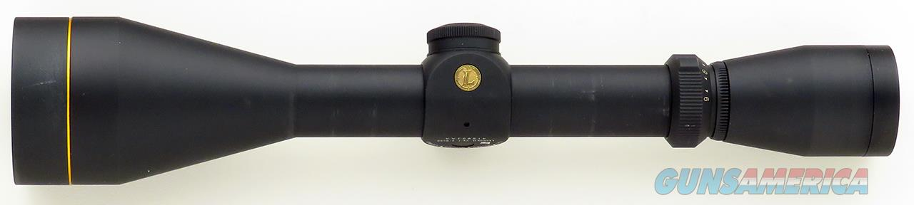 Leupold VX-1 3-9x50mm, Duplex, matte  Non-Guns > Scopes/Mounts/Rings & Optics > Rifle Scopes > Variable Focal Length