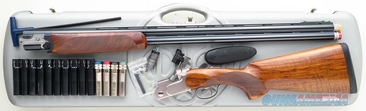 Beretta 692 Sporting left hand 12 gauge, 32-inch, Muller tube set, 98%, layaway  Guns > Shotguns > Beretta Shotguns > O/U > Hunting