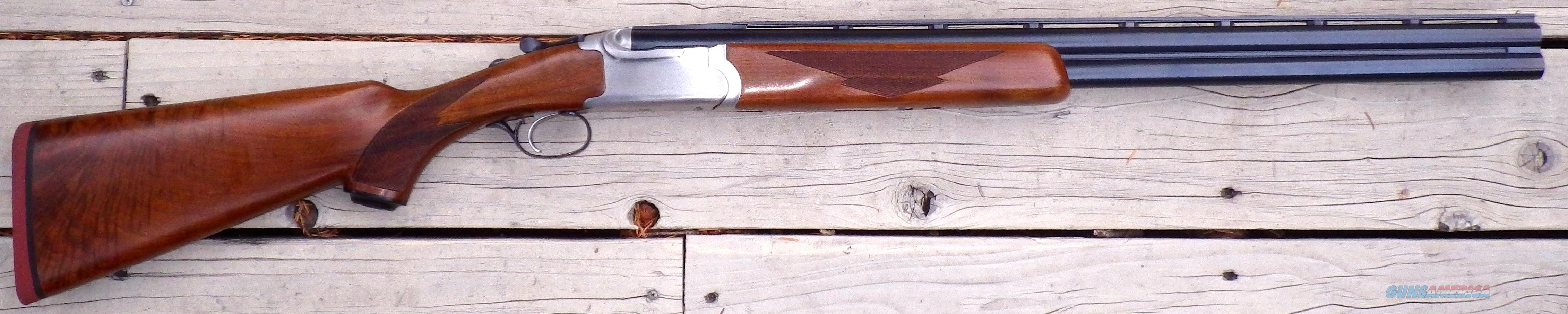 Ruger Red Label 12, 3-inch, 26-inch M/F, stainless  Guns > Shotguns > Ruger Shotguns > Hunting