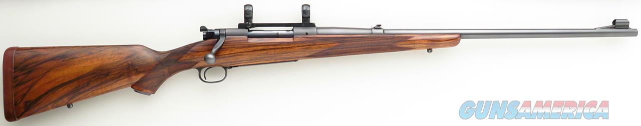 Hoenig custom Winchester pre-64 Model 70 .30-06 from the estate of Tom Siatos  Guns > Rifles > Custom Rifles > Bolt Action