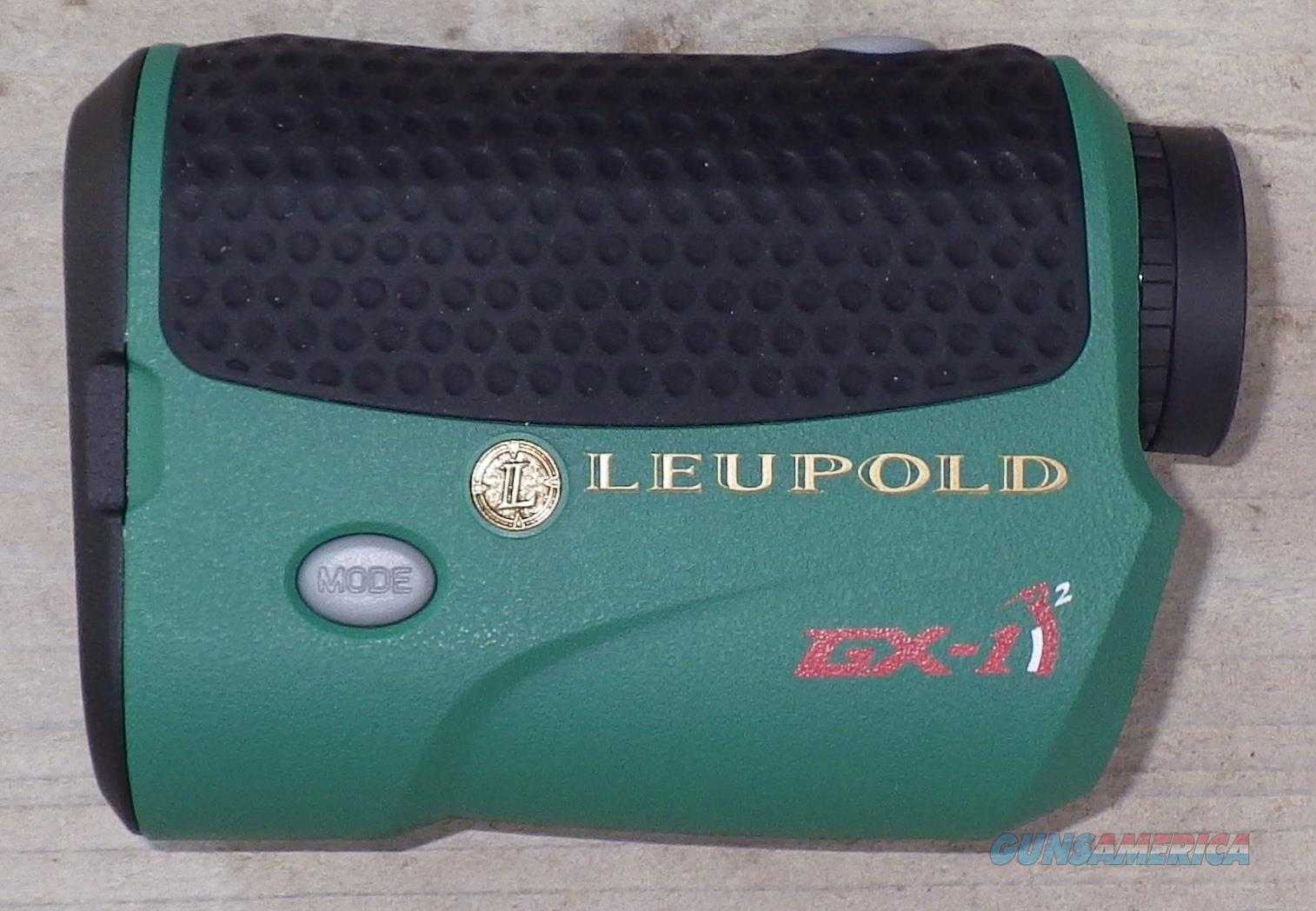 Leupold GX-1 Golf Rangefinder Caddy Pack, new  Non-Guns > Scopes/Mounts/Rings & Optics > Non-Scope Optics > Rangefinders