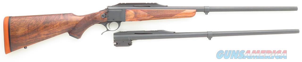 Luxus Arms M-11 S 7mm-08 Rem. & .375 H&H Magnum barrels, new, layaway  Guns > Rifles > L Misc Rifles