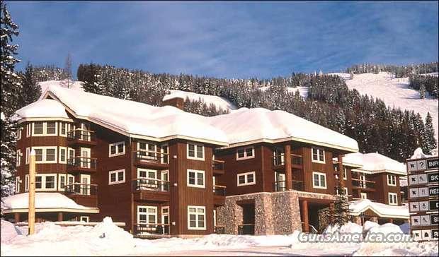 Montana luxury ski condo - trade all/part for firearms  Non-Guns > Camps & Land