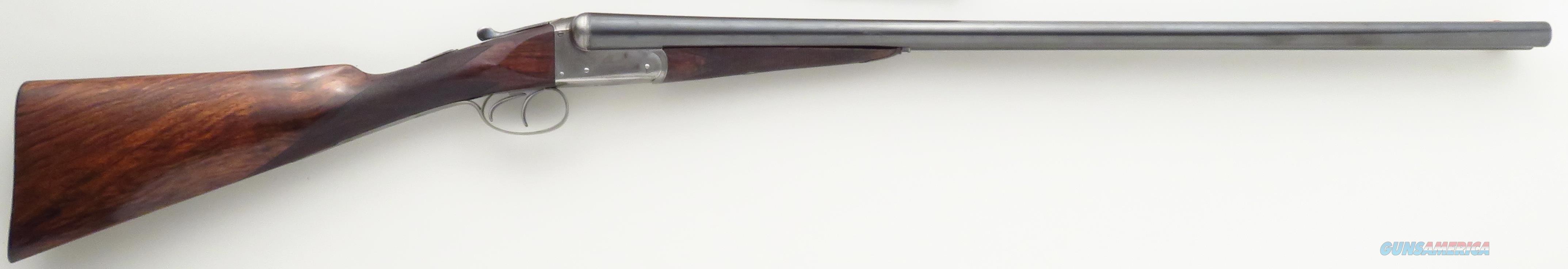 Tolley boxlock 12 gauge, 30-inch IC/F, bright & tight, maker's case,   Guns > Shotguns > TU Misc Shotguns