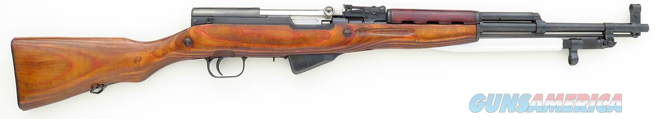 Russian 1954r SKS, Izhevsk, 7.62x39, unfired since US retail purchase 25 years ago  Guns > Rifles > Military Misc. Rifles Non-US > Other