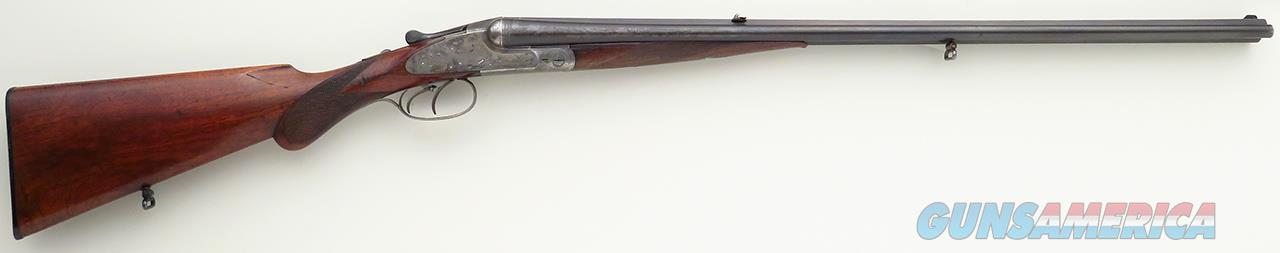 JP Sauer sidelock Cape gun, 9.3x72R & 16 gauge, double triggers  Guns > Rifles > Double Rifles (Misc.)