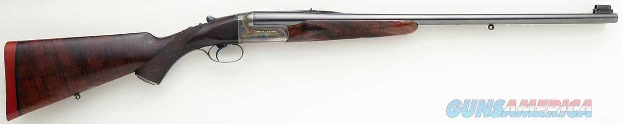 Westley Richards .500 Nitro Express Gold Name droplock double rifle, 1910, layaway  Guns > Rifles > Double Rifles (Misc.)