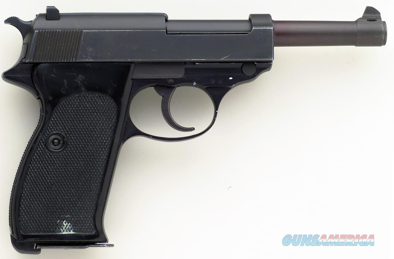 Walther P38 9mm, 9/59, two Walther mags, holster, pristine bore, 95% plus  Guns > Pistols > Walther Pistols > Post WWII > P38