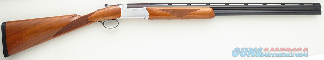 Ruger Red Label 20 gauge, 28-inch, 3-inch, stainless, English (straight) grip, 1996  Guns > Shotguns > Ruger Shotguns > Hunting