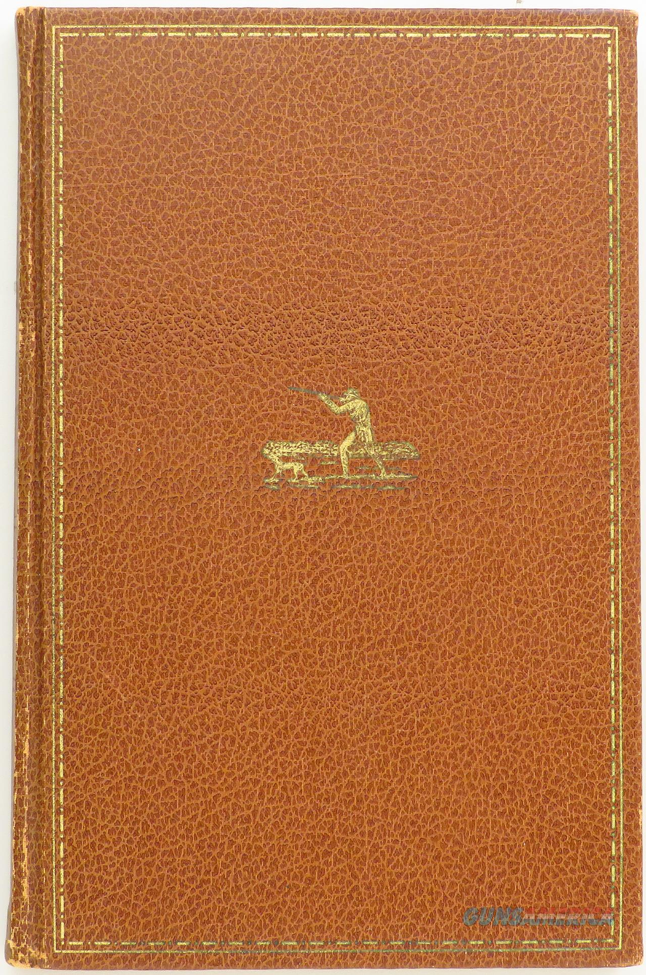 Derrydale Press, Falling Leaves by Philip Babcock, 745/950, 1937  Non-Guns > Books & Magazines