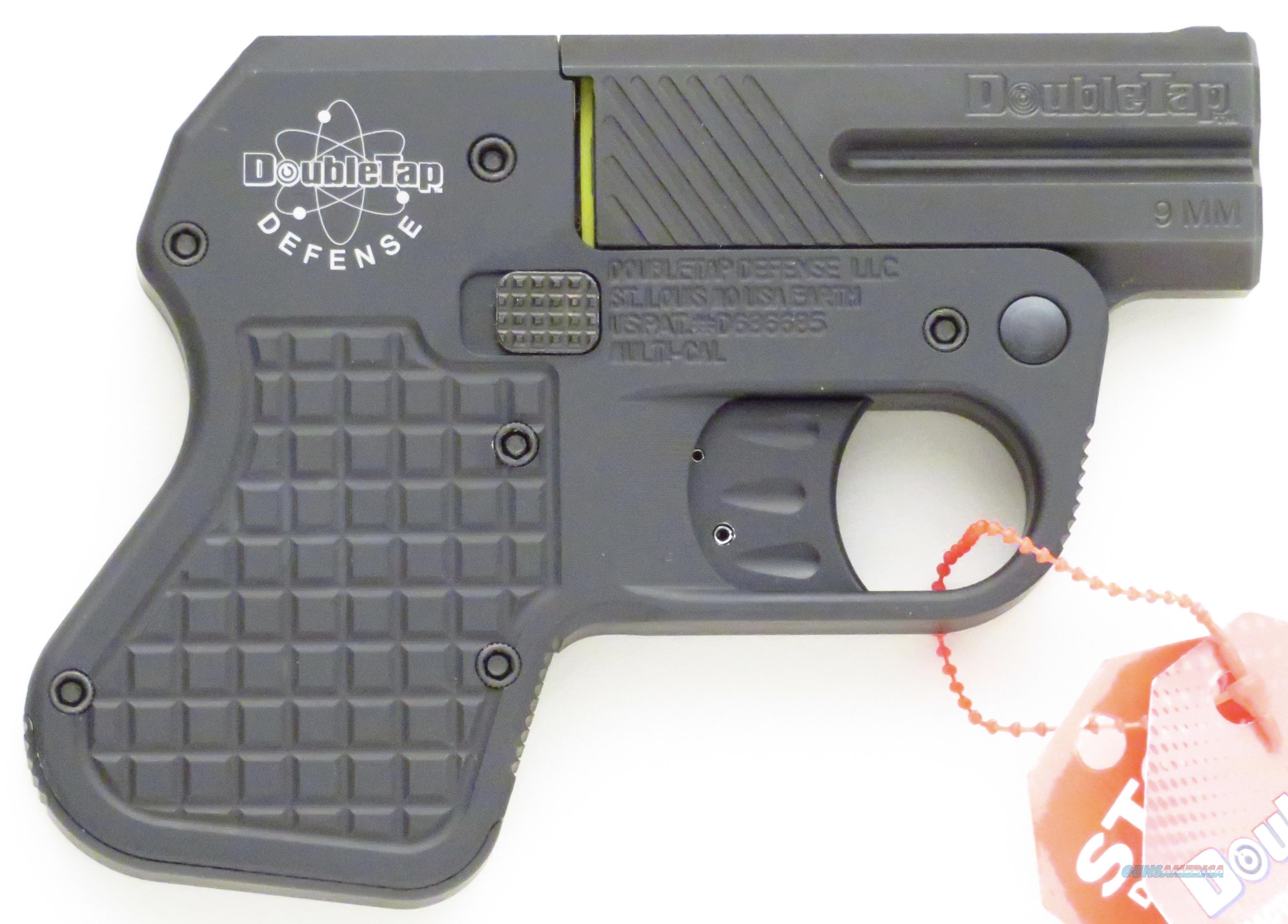 DoubleTap 9mm O/U, 3-inch, double action, not ported, new and unfired in box  Guns > Pistols > Double Tap Defense
