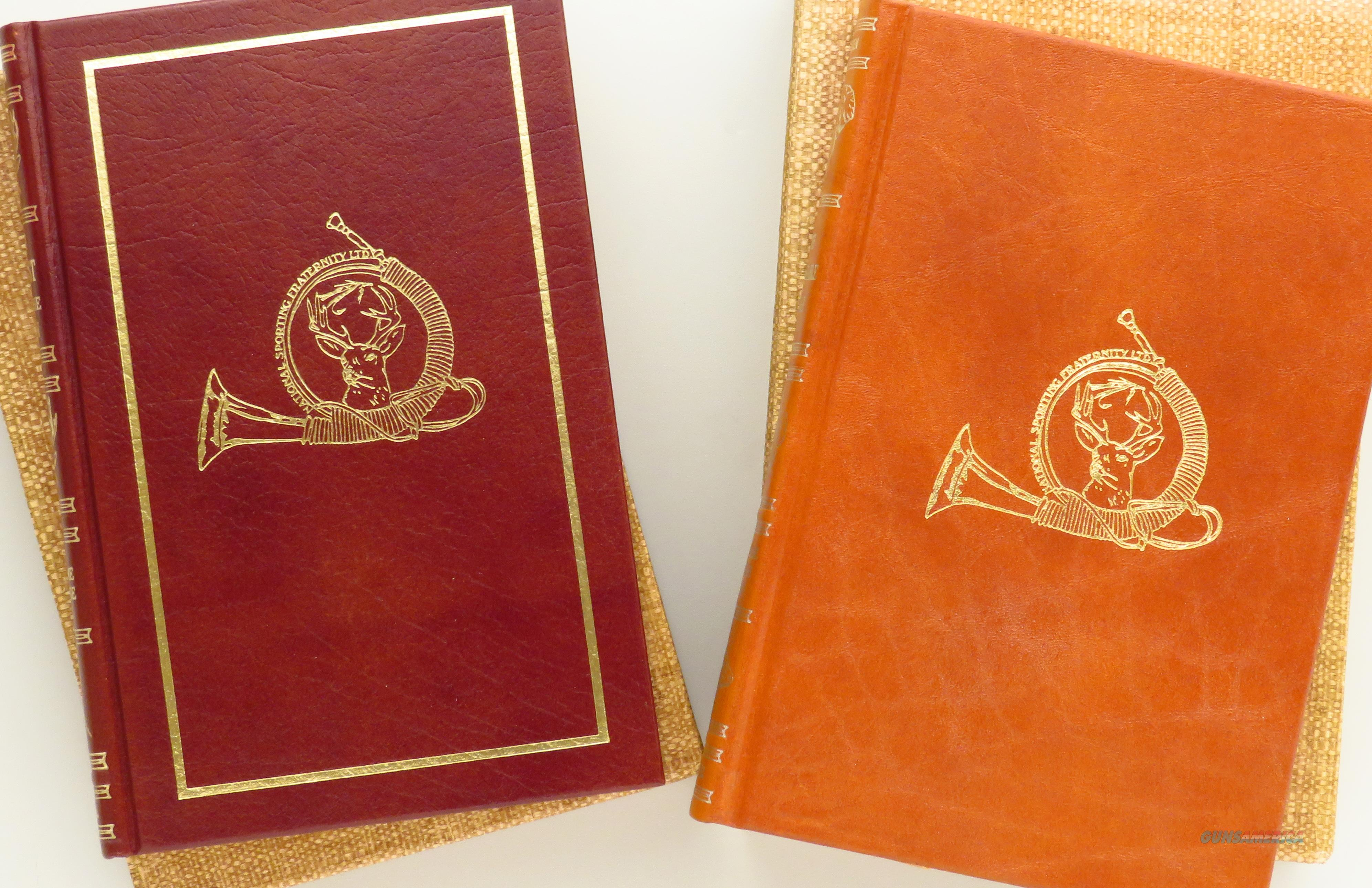 John Batten pair, Formidable Game, Forest and the Plain, matching edition numbers, new condition  Non-Guns > Books & Magazines