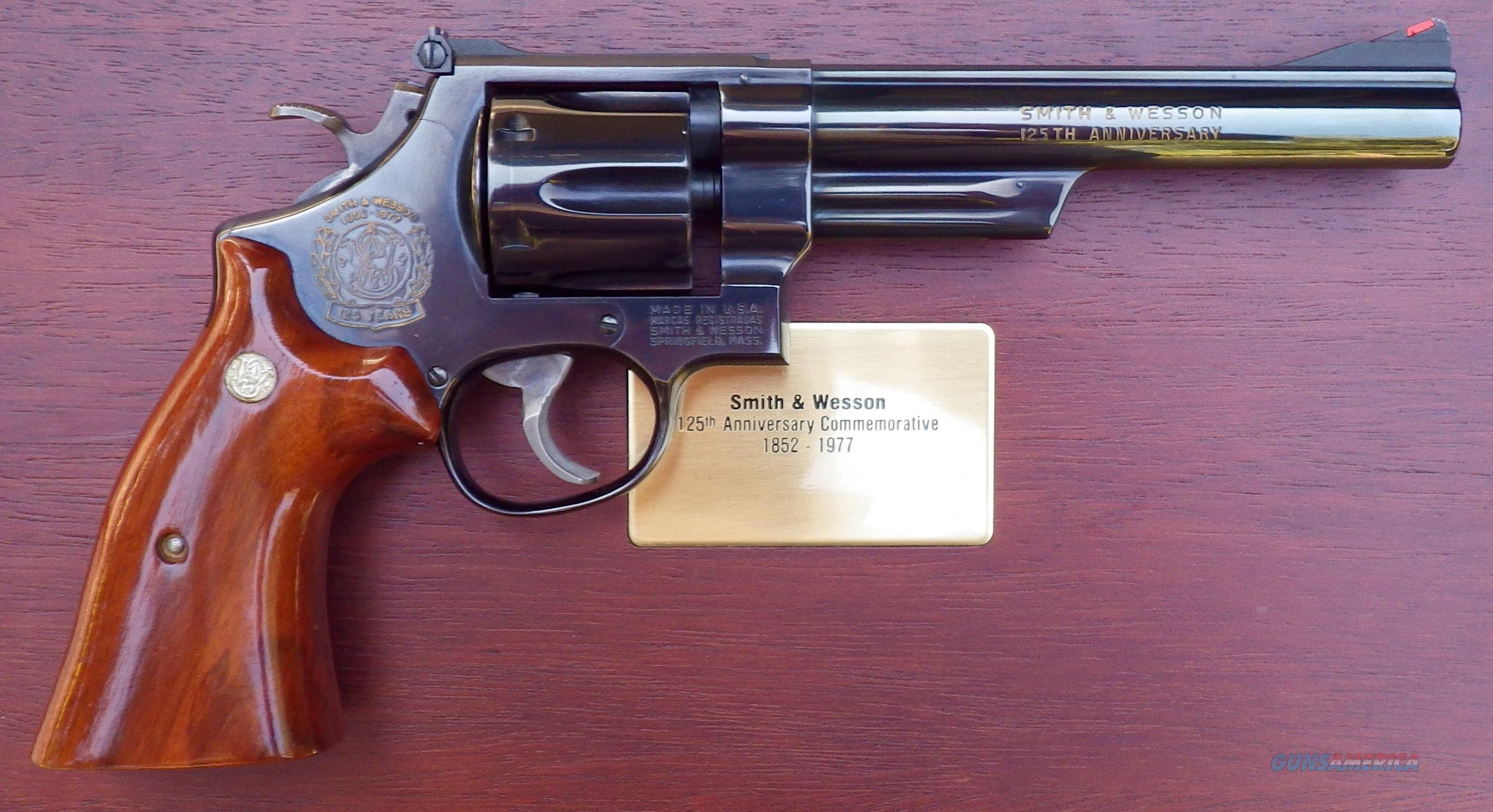 Smith & Wesson Model 25-3 .45 Colt, 125th Anniversary in case, 6.5-inch, book  Guns > Pistols > Smith & Wesson Revolvers > Full Frame Revolver