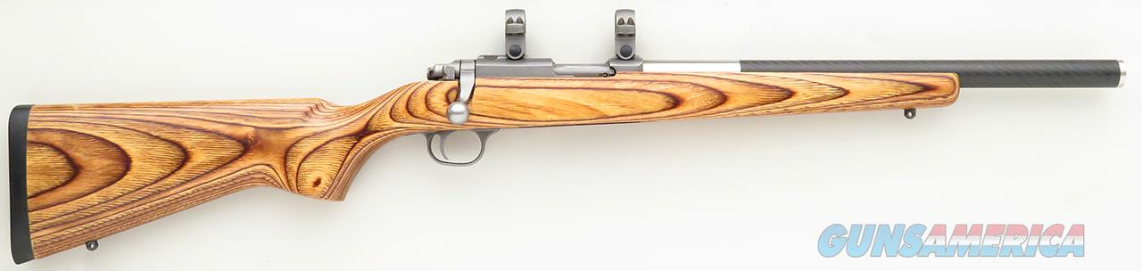 Ruger All Weather 77/22 .22 Magnum, Volquartsen carbon fiber barrel, rings, tuned  Guns > Rifles > Ruger Rifles > Model 77