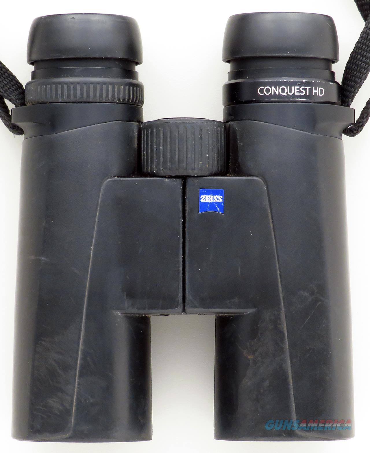 Zeiss 8x42mm Conquest HD binoculars  Non-Guns > Scopes/Mounts/Rings & Optics > Non-Scope Optics > Binoculars