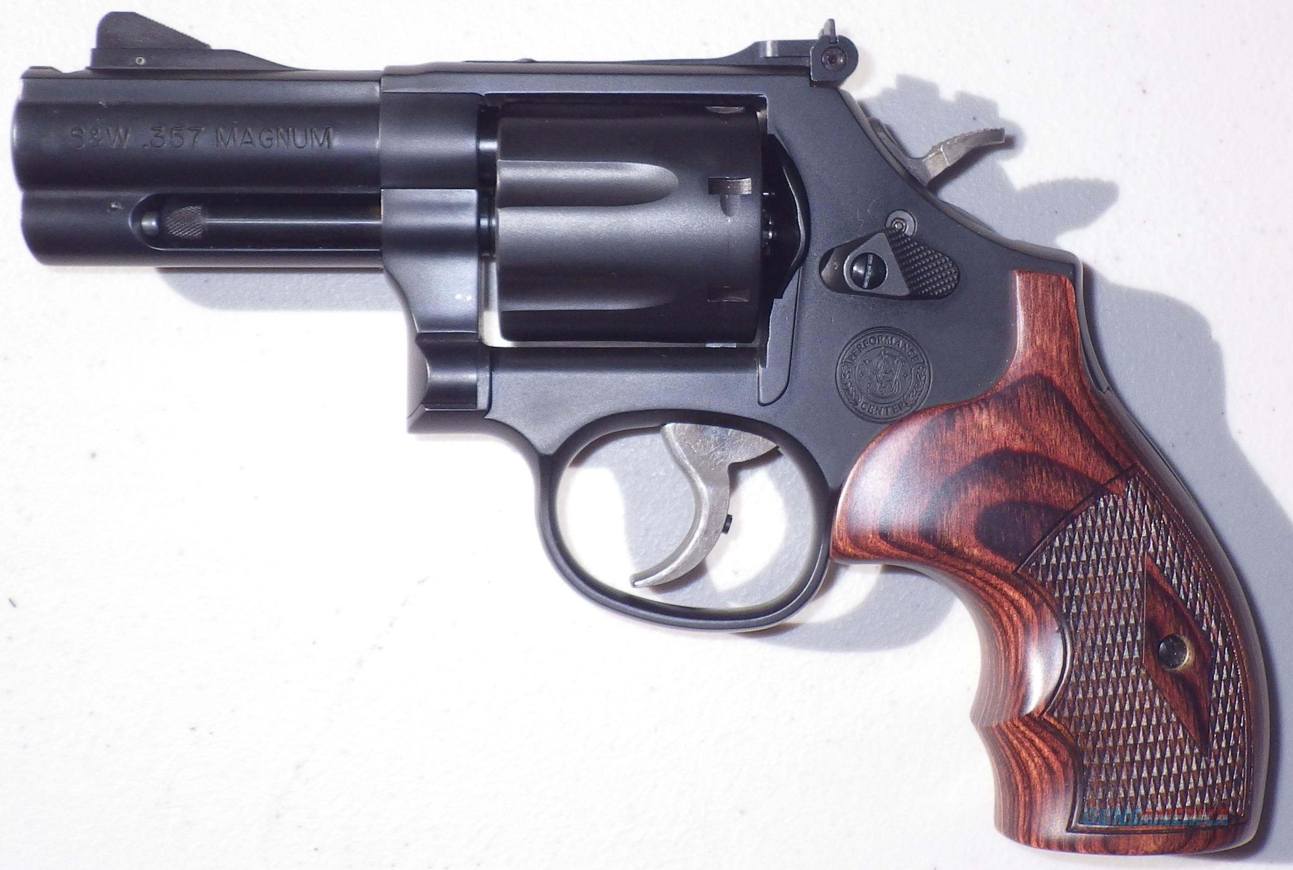 how to clean a 357 smith and wesson