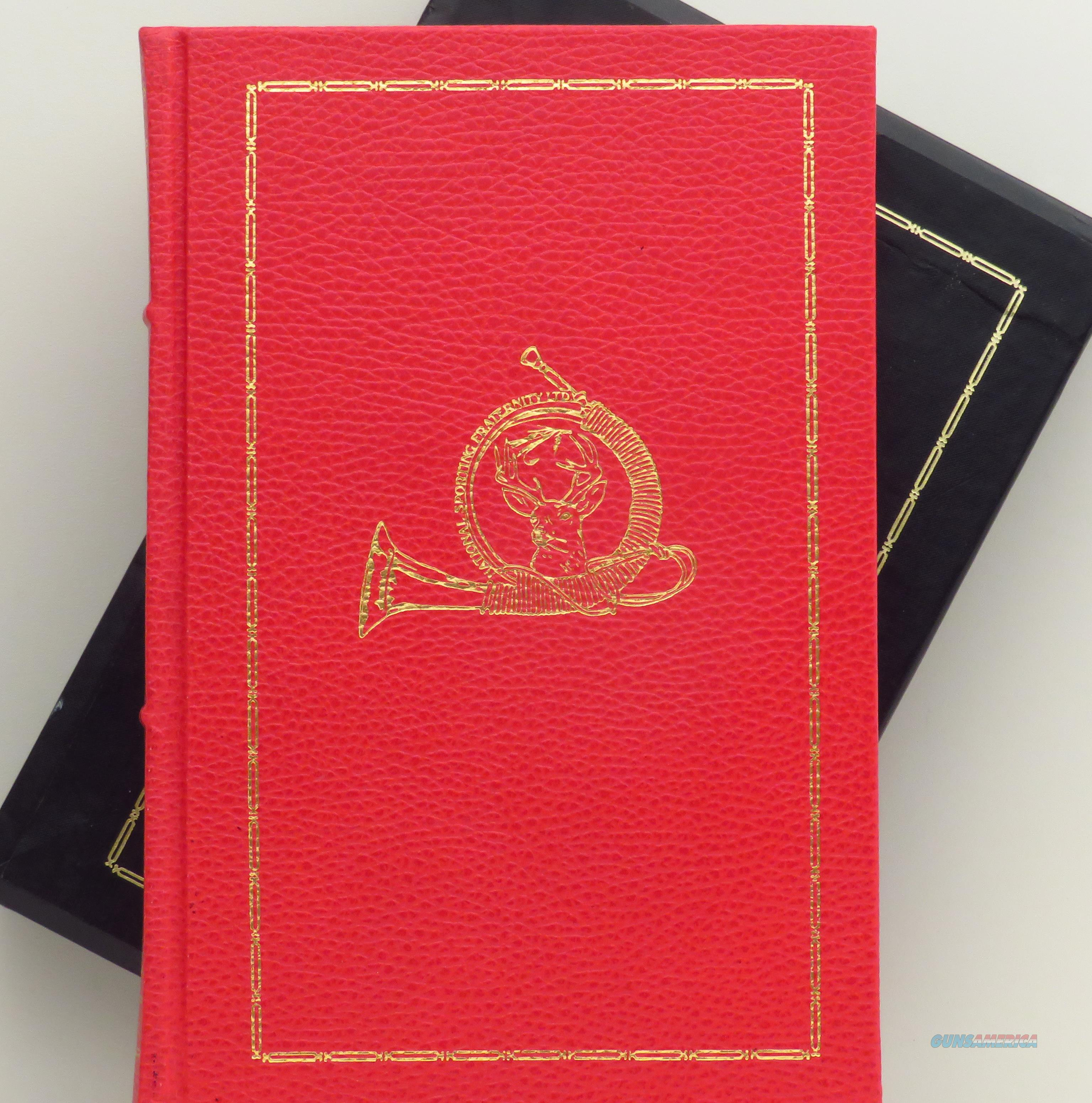 The Best of Colonel Townsend Whelen, Amwell Press limited edition, 30/1000, leather, gilded, ribbon, slip  Non-Guns > Books & Magazines