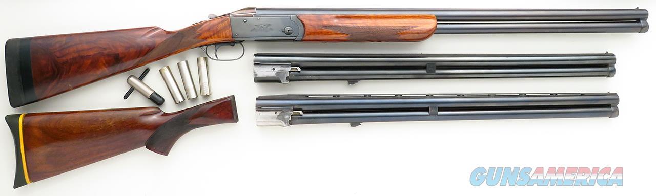 Remington Model 32 12 gauge, three barrel sets, two stocks, 1938  Guns > Shotguns > Remington Shotguns  > O/U