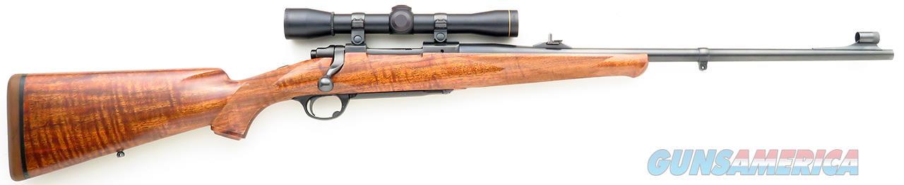 Lenard Brownell custom Ruger Model 77 .35-284, McGowen, Leupold, unfired   Guns > Rifles > Custom Rifles > Bolt Action