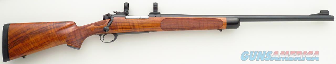 Al & Roger Biesen Winchester Model 70 .416 Taylor, spectacular English walnut, new condition  Guns > Rifles > Custom Rifles > Bolt Action