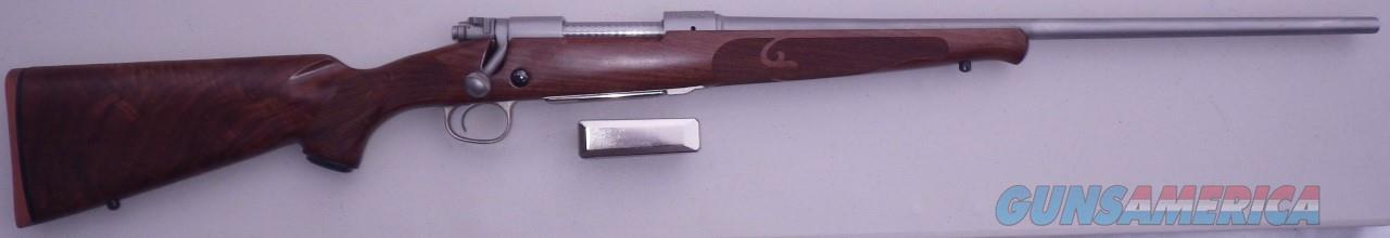 Winchester 70 Custom Shop Featherweight Stainless, Detachable Magazine, 1 of 2 ever made  Guns > Rifles > Custom Rifles > Bolt Action
