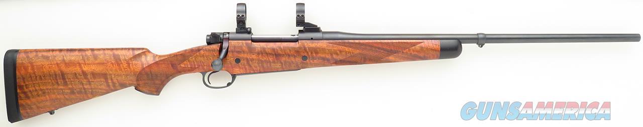 Dakota Model 76 African .300 Weatherby Magnum, EAW Quick-Loc, checkered bolt knob, skeleton grip cap, layaway  Guns > Rifles > Dakota Arms Rifles