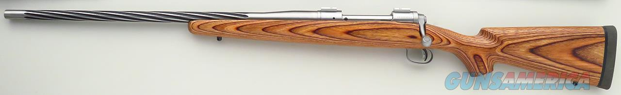 E.R. Shaw MK-VII left hand .35 Whelen Improved, spiral fluted, laminated stock  Guns > Rifles > S Misc Rifles