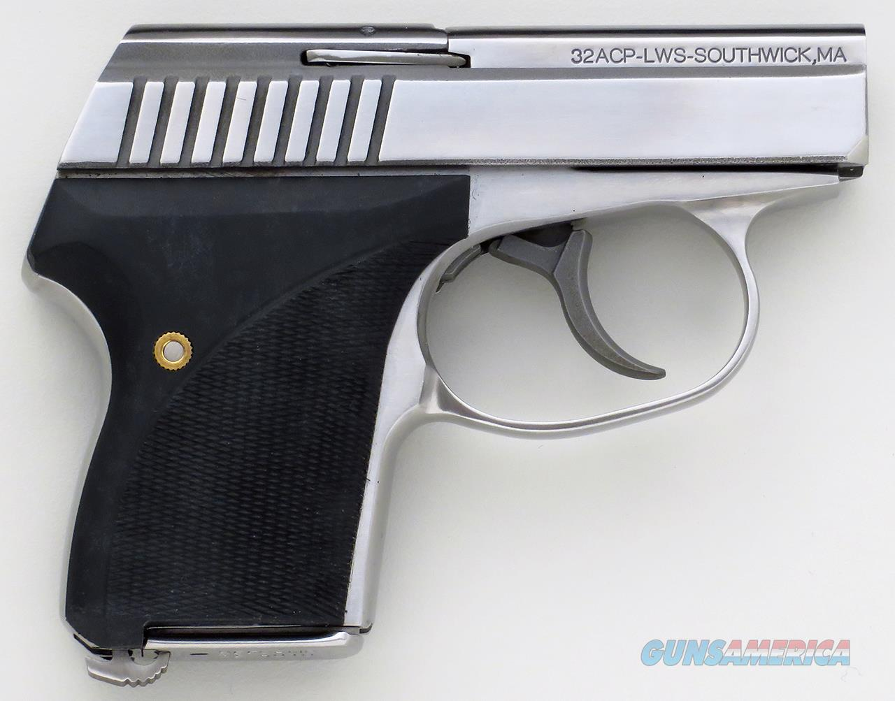 Seecamp LWS 32 .32 ACP, 2-inch, stainless, unfired in box  Guns > Pistols > Seecamp Pistols