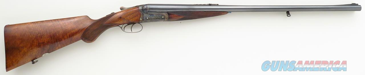 Thomas Bland Cape Gun in .303 Brit and 20 gauge, ejectors, express sights, strong bores  Guns > Rifles > Double Rifles (Misc.)