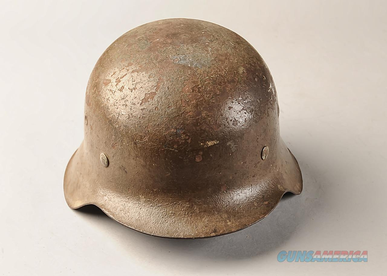 German WWII M40 helmet  Non-Guns > Military > Clothing/Camo