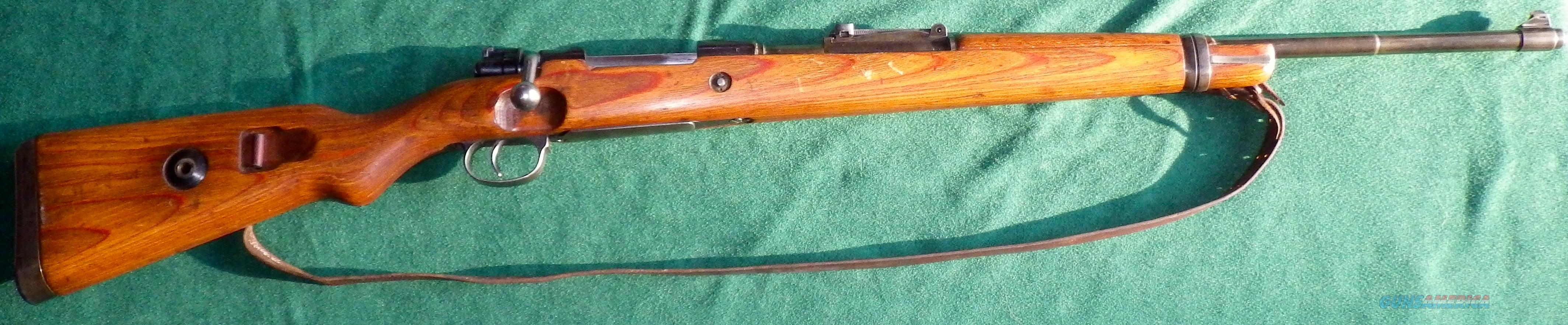 BRNO military bolt action  Guns > Rifles > BRNO Rifles
