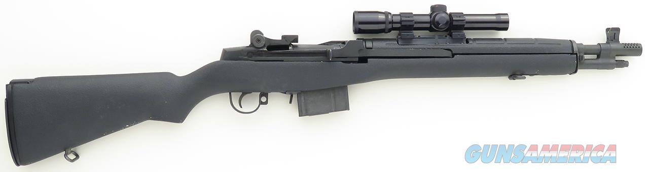 Springfield M1A SOCOM 16 .308, brake, Burris Scout scope, strong condition, layaway  Guns > Rifles > Springfield Armory Rifles > M1A/M14
