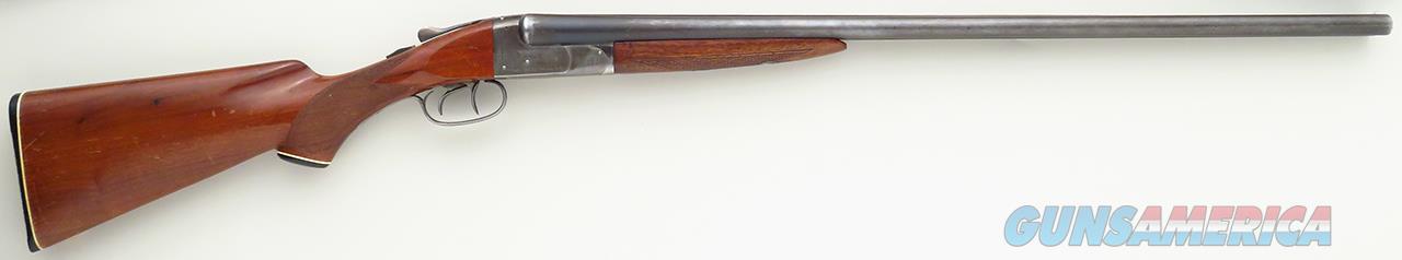 Ithaca NID 20 gauge, 28-inch M/F, cocking indicators, 1928  Guns > Shotguns > Ithaca Shotguns > SxS