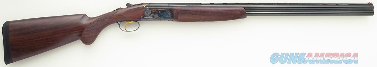 Franchi Instinct L 28 gauge, imported by Benelli, 6.4 pounds, 28-inch, color case  Guns > Shotguns > Franchi Shotguns > Over/Under > Hunting