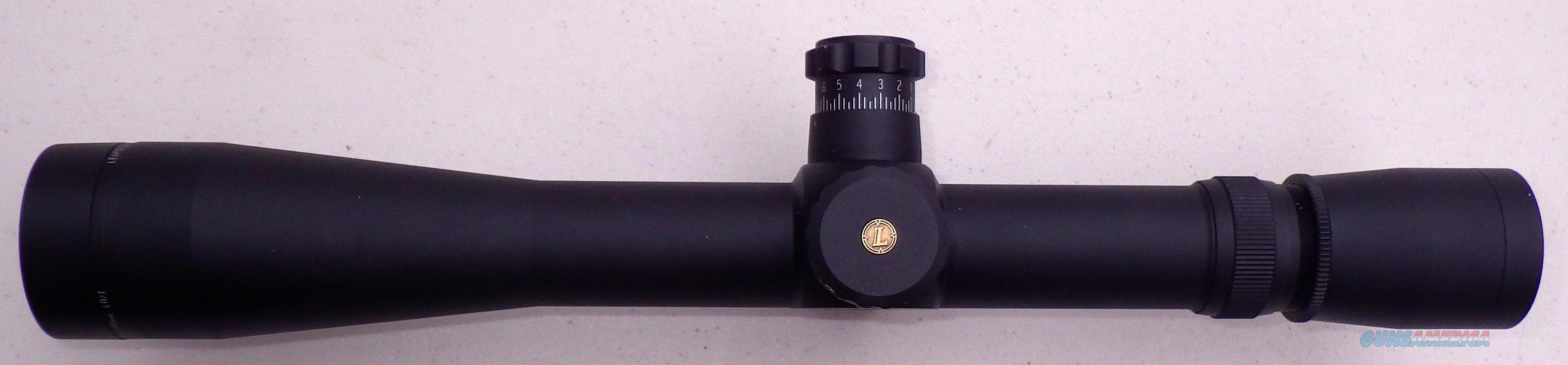Leupold Mark 4 3.5-10x40mm LR/T M1 TMR  Non-Guns > Scopes/Mounts/Rings & Optics > Rifle Scopes > Variable Focal Length