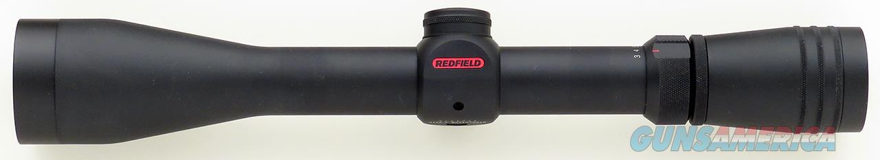 Redfield Revolution 3-9x40mm, plex, matte, 1-inch  Non-Guns > Scopes/Mounts/Rings & Optics > Rifle Scopes > Variable Focal Length