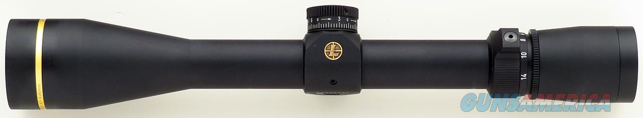 Leupold VX-3i 4.5-14x40mm, Wind-Plex reticle, CDS ranging system  Non-Guns > Scopes/Mounts/Rings & Optics > Rifle Scopes > Variable Focal Length