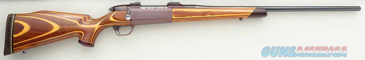Omega III .30-06, Koon, Texas, serial 546, laminated, Conetrol rings & bases  Guns > Rifles > Custom Rifles > Bolt Action