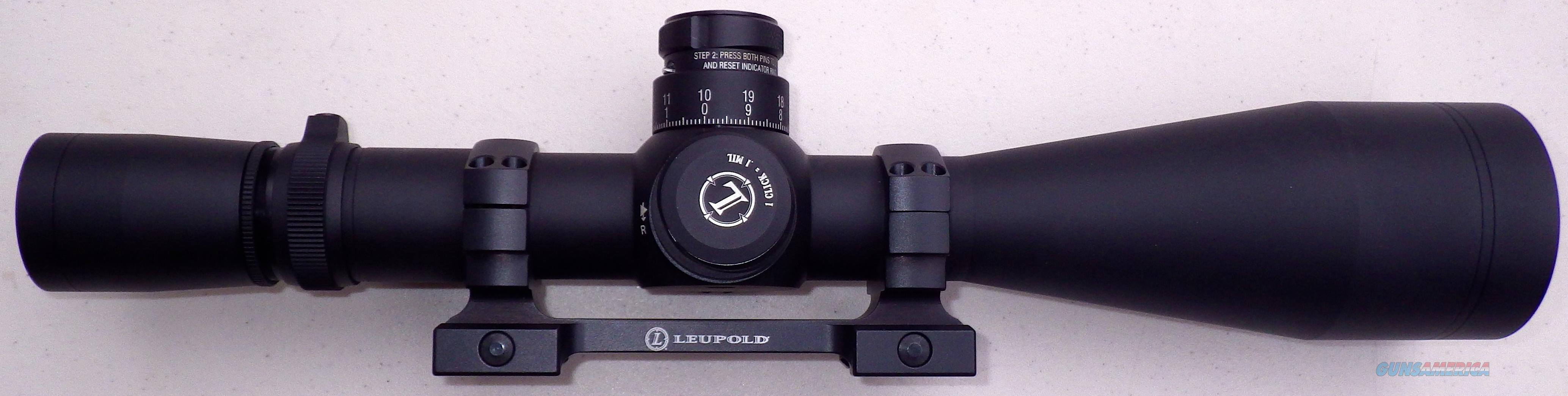 Leupold Mark 8 3.5-25x56mm Illuminated Mil Dot Long Range M5B2B FF, mounts  Non-Guns > Scopes/Mounts/Rings & Optics > Rifle Scopes > Variable Focal Length