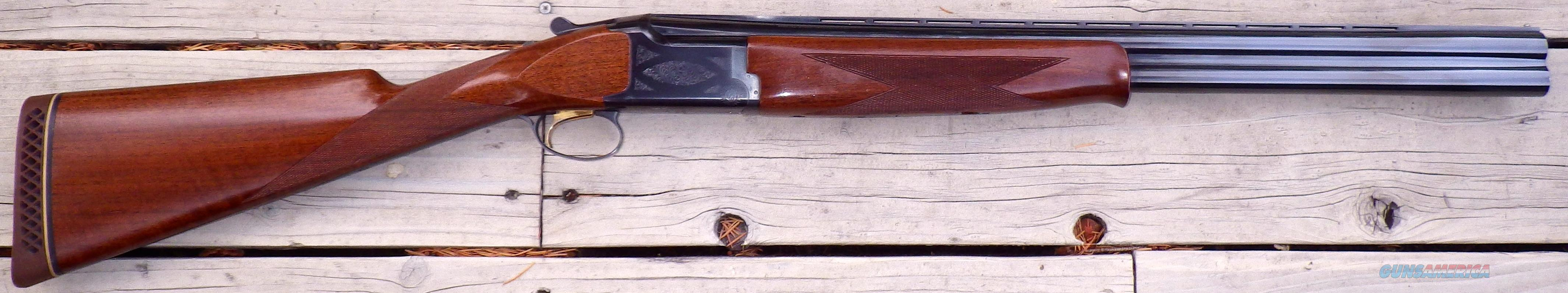 Browning Citori 12, 24-inch, 2.75-inch, straight grip  Guns > Shotguns > Browning Shotguns > Over Unders > Citori > Hunting
