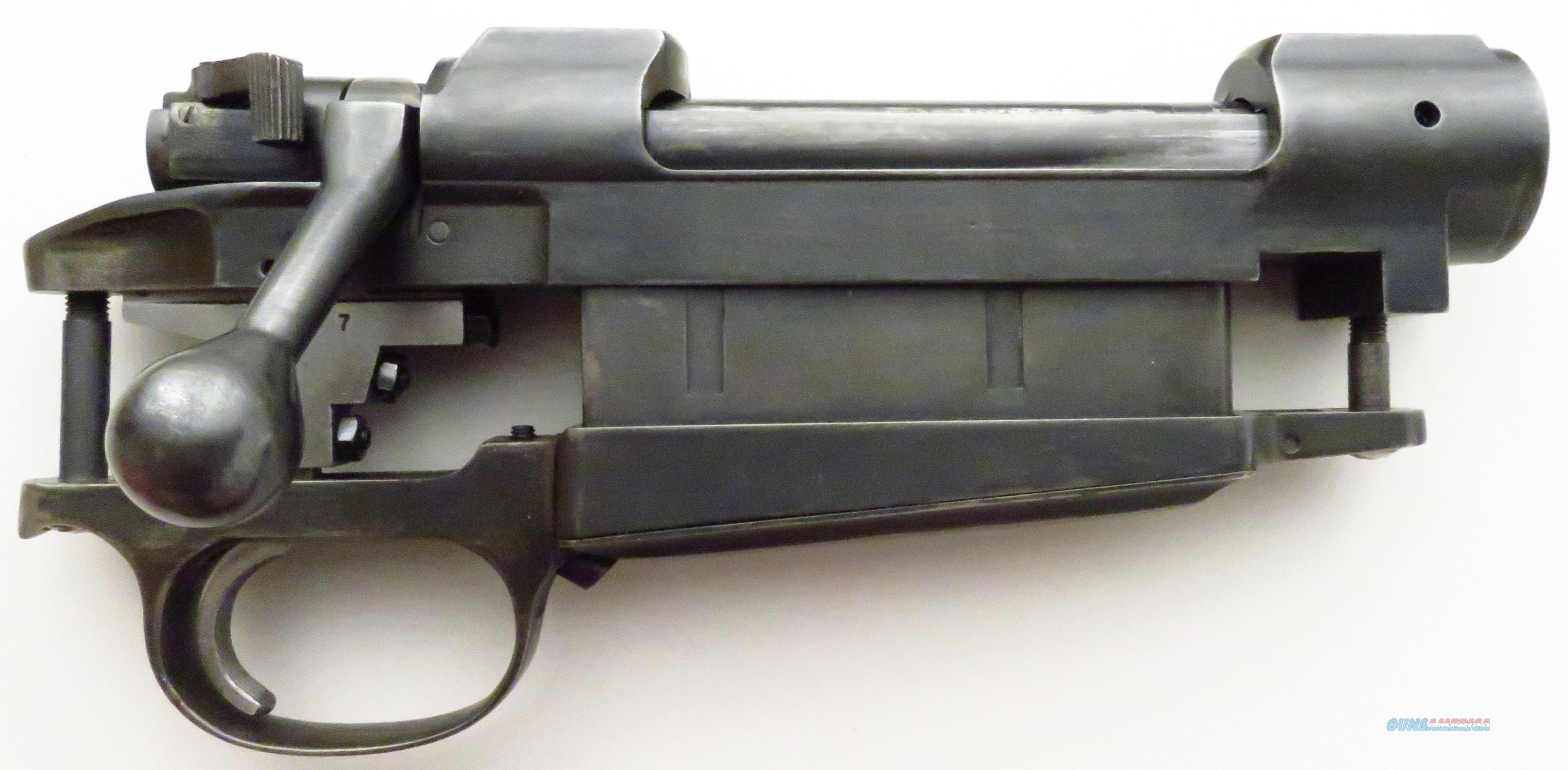 Bauska BBR-02 long magnum action, never barreled  Non-Guns > Miscellaneous