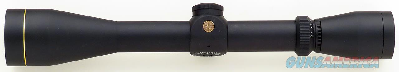 Leupold VX-1 3-9x40mm, Duplex, matte  Non-Guns > Scopes/Mounts/Rings & Optics > Rifle Scopes > Variable Focal Length