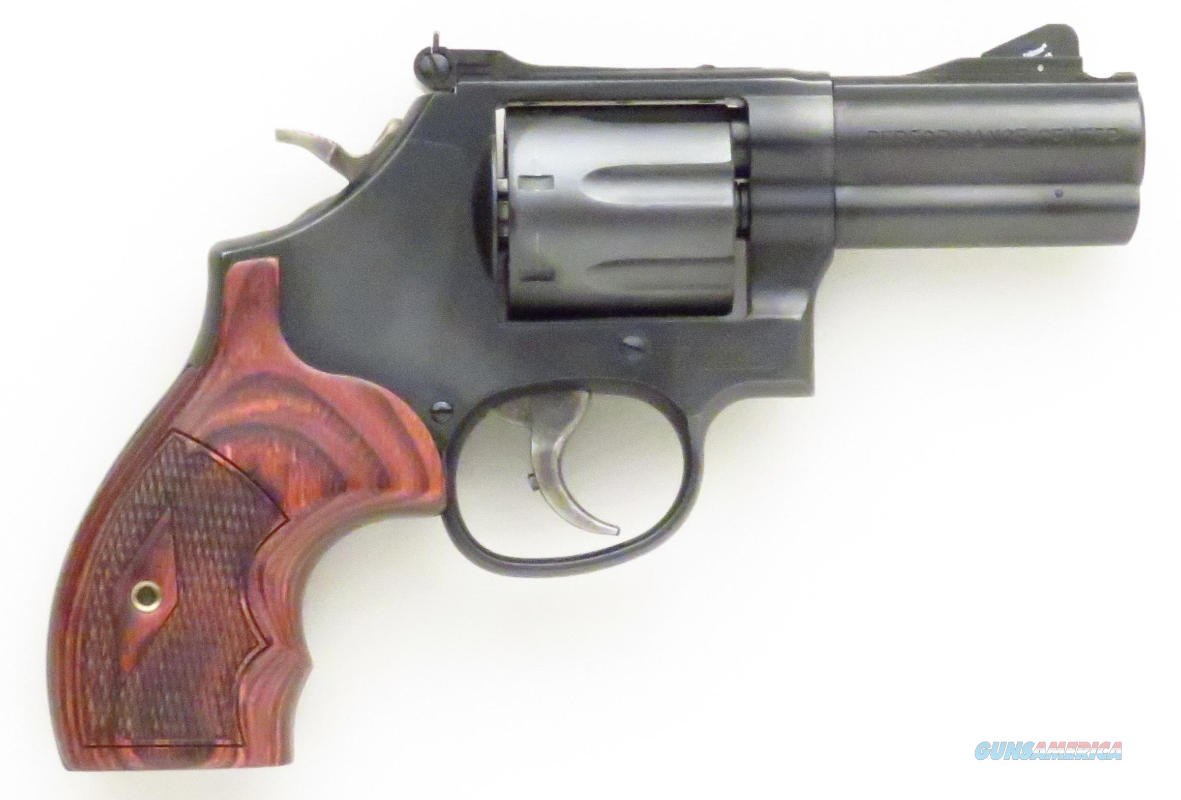 Smith & Wesson Model 586 L-Comp .357 Mag., 7-shot, 3-inch, port, new in box  Guns > Pistols > Smith & Wesson Revolvers > Performance Center
