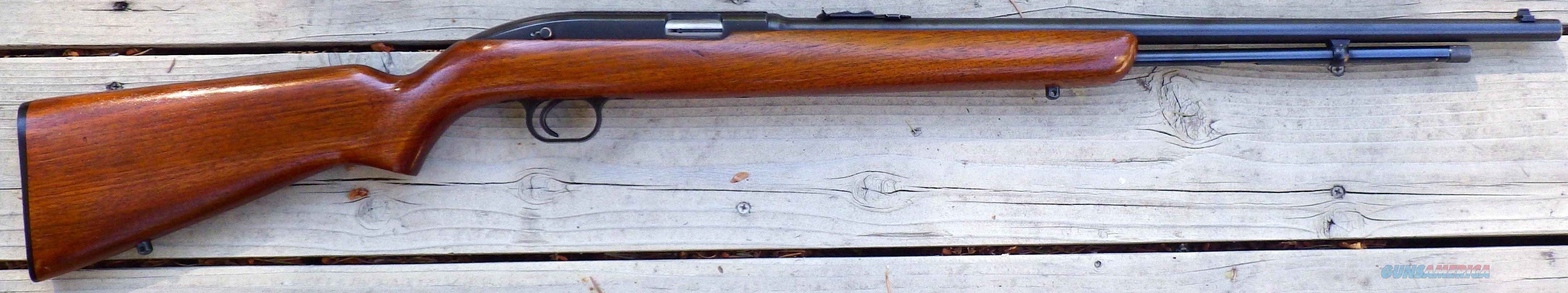 Winchester Model 77 .22 LR, tube feed  Guns > Rifles > Winchester Rifles - Modern Bolt/Auto/Single > Autoloaders