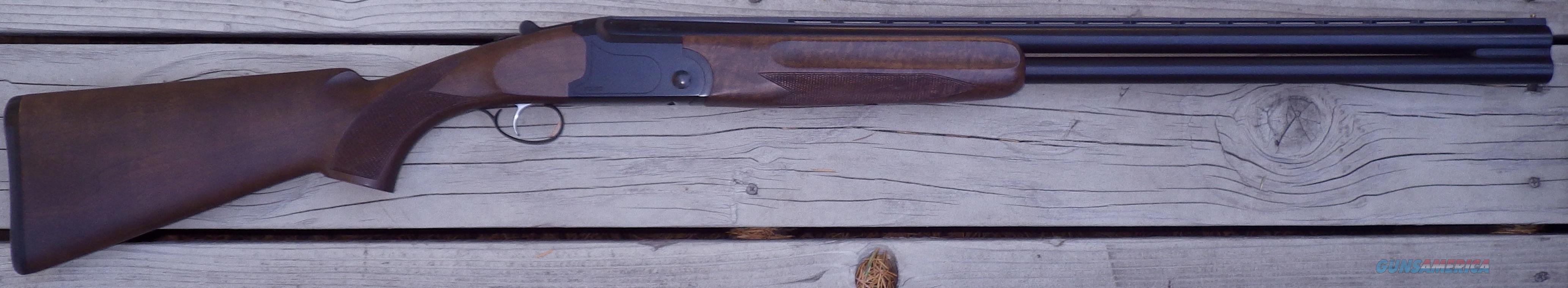 Yildiz 12 gauge O/U, 3-inch, 28-inch, 6.2 pounds, SST, unfired, IC/M tubes  Guns > Shotguns > XYZ Misc Shotguns