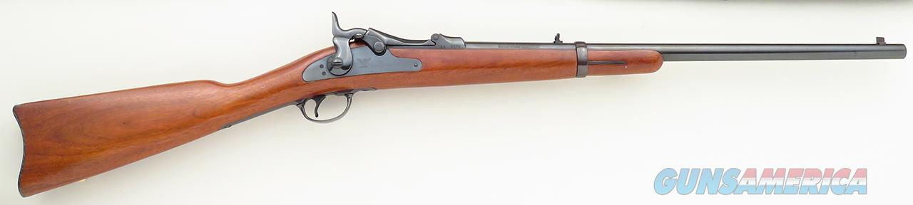 H&R 1873 .45-70 Calvary Model, polished blue, 98% and barely fired  Guns > Rifles > Harrington & Richardson Rifles