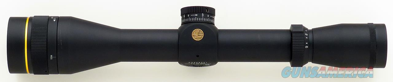 Leupold VX-2 Rimfire 3-9x33 EFR, Wind-Plex, CDS, adjustable objective, matte, new condition  Non-Guns > Scopes/Mounts/Rings & Optics > Rifle Scopes > Variable Focal Length